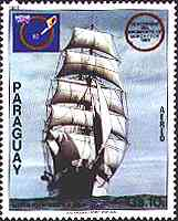 Sailing Boat, by Gorch Fock